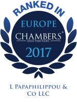 Chambers And Partners Award